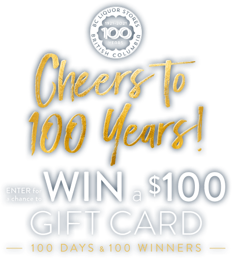 Enter for a chance to win 1 of 100 $100 VISA Gift Cards.